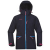 Bergans Youth Girl Alme Insulated Jacket Navy/Lt SeaBlue/Hot Pink